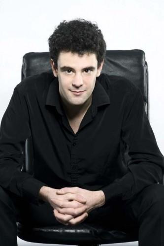 Photo du pianiste Antoine de Grolée