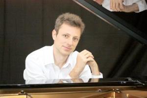Photo de Maxime Zecchini, pianiste