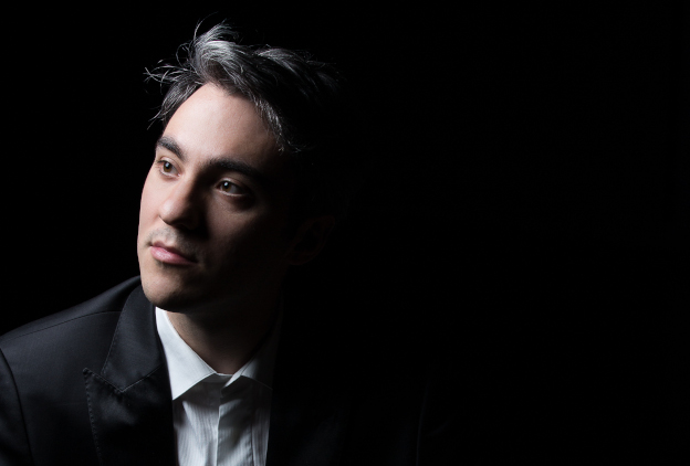 Photo du pianiste Alexander Gadjiev